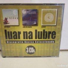 CD de Música: LUAR NA LUBRE - DISCOGRAFIA BASICA SELECCIONADA - 3 X CD - 2002 - SPAIN - VG+/VG+. Lote 221107830