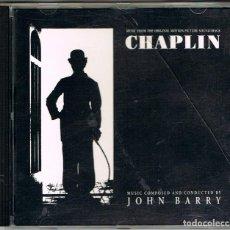 CDs de Música: CHAPLIN, VER EL DORSO. Lote 221127030