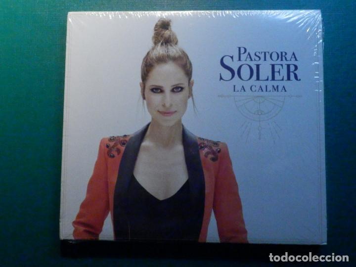 CD - COMPAC DISC - PASTORA SOLER - LA CALMA - WARNER 2017 - PRECINTADA (Música - CD's Pop)
