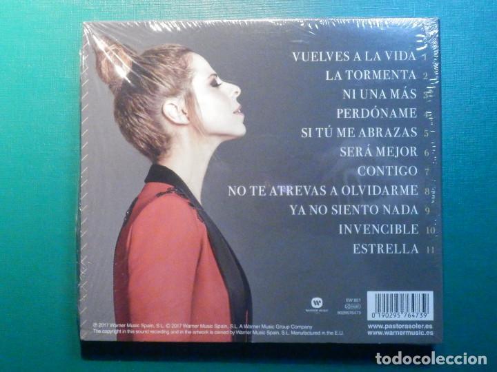 CDs de Música: CD - Compac Disc - Pastora Soler - La Calma - Warner 2017 - Precintada - Foto 2 - 221131341