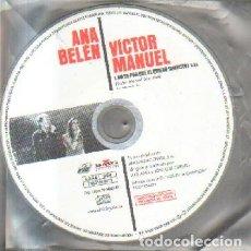 CD di Musica: NO SE POR QUE TE QUIERO. ANA BELEN VICTOR MANUEL. CD-SOLESP-903. Lote 221135447