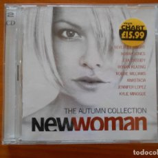 CDs de Música: CD THE AUTUMN COLLECTION - NEW WOMAN (2 CD'S) (HR1). Lote 221146391