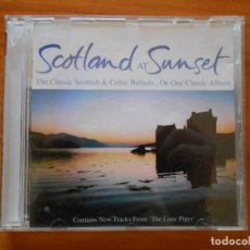 CDs de Música: CD SCOTLAND AT SUNSET - THE MUNROS (HR1). Lote 221147195