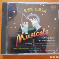 CDs de Música: CD MAGIC FROM THE MUSICALS (HT). Lote 221148980