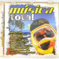 CDs de Música: CD MUSICA TOTAL, RECOPILATORIO, PACIFIC MUSIC, 2003, CDP-2097, 8430526920971. Lote 221153033