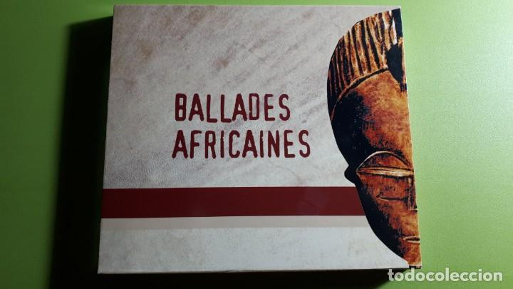 BALLADES AFRICAINES - 2003 - COMPRA MÍNIMA 3 EUROS (Música - CD's World Music)