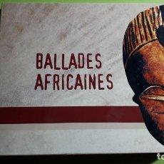 CDs de Música: BALLADES AFRICAINES - 2003 - COMPRA MÍNIMA 3 EUROS. Lote 221166600