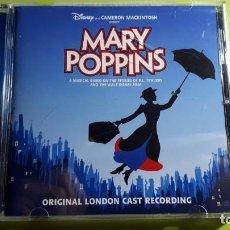 CDs de Música: MARY POPPINS - ORIGINAL LONDON CAST RECORDING - 2005 - COMPRA MÍNIMA 3 EUROS. Lote 221166901