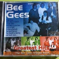 CDs de Música: THE BEE GEES TRIBUTE BAND - GREATEST HITS - EDICIÓN BRASILEÑA - COMPRA MÍNIMA 3 EUROS. Lote 221169121