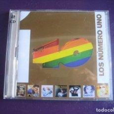 CDs de Música: DOBLE CD RECOP - 40 EXITOS NºS1 40 PRINCIPALES - OUTKAST - BEYONCE - BISBAL - FANGORIA- MELENDI ETC. Lote 221174662