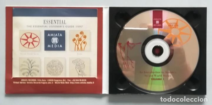 CDs de Música: An Introduction to Amiatas Secret World vol. 1 - Foto 4 - 221262725