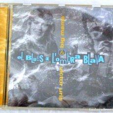 CDs de Música: CD VICTOR URIS & BIG MAMA, EL BLUES DE L'OMBRA BLAVA, DISCMEDI, DM 179CD, 8424295002990. Lote 221265058