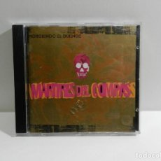 CDs de Música: DISCO CD. MÁRTIRES DEL COMPÁS - MORDIENDO EL DUENDE. COMPACT DISC.. Lote 221276372