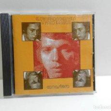 CDs de Música: DISCO CD. CAMARÓN DE LA ISLA Y PACO DE LUCÍA - CANASTERA. COMPACT DISC.. Lote 221276752