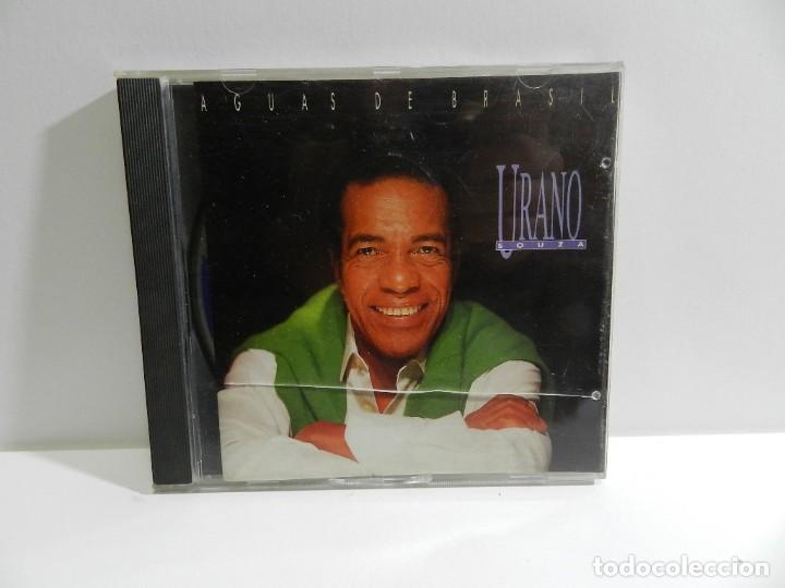 DISCO CD. URANO SOUZA - AGUAS DE BRASIL. COMPACT DISC. (Música - CD's Latina)