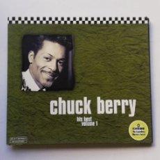 CDs de Música: C1- CHUCK BERRY HIS BEST VOLUME 1 - CD (DISCO NUEVO). Lote 221283636