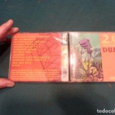 CDs de Música: 21ST CENTURY DUB - CD - ROIR 1999 (PECKER-AUGUSTUS PABLO-FAMILY MAN BARRETT-SLY DUNMAR...). Lote 221285843
