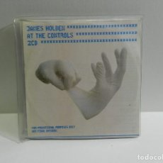CDs de Musique: DISCO CD. VARIOS - JAMES HOLDEN AT THE CONTROLS RESIST. COMPACT DISC. PROMOCIONAL. Lote 221293368