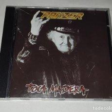CDs de Música: CD PANZER - TOCA MADERA. Lote 221294265