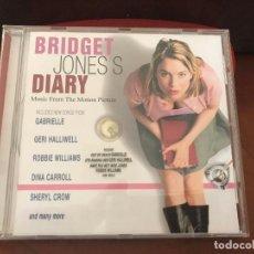 CDs de Música: DIARIO DE BRIDGET JONES. Lote 221294363