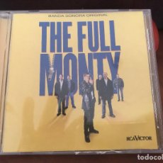 CDs de Música: THE FULL MONTHY. Lote 221294610