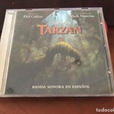 CDs de Música: CD BANDA SONORA EN ESPAÑOL TARZAN. Lote 221297720
