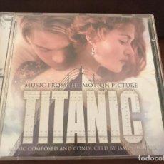 CDs de Música: CD BANDA SONORA TITANIC. Lote 221297945