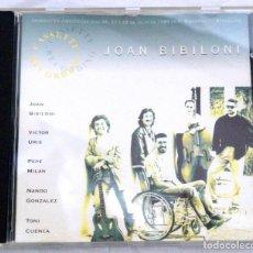 CDs de Música: CD JOAN BIBLIONI , CASSETTE RECORDING, SWING MEDIA, 1989, SW. 003-C.D.. Lote 221302953