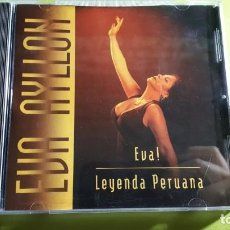 CDs de Música: EVA AYLLÓN - EVA! - LEYENDA PERUANA - 2004 - COMPRA MÍNIMA 3 EUROS. Lote 221307686