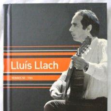 CDs de Música: CD LLUÍS LLACH, VERGES 50 - 1980, CD + LIBRO, 2007, LA VANGUARDIA, 428292014321. Lote 221308130