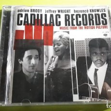 CDs de Música: CADILLAC RECORDS - MUSIC FROM THE MOTION PICTURE - 2008 - COMPRA MÍNIMA 3 EUROS. Lote 221311966
