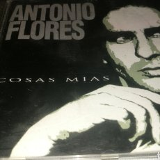 CDs de Música: ANTONIO FLORES , COSAS MÍAS. Lote 221313526