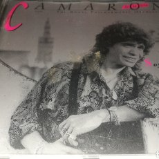 CDs de Música: CAMARÓN , SOY GITANO. Lote 221315796