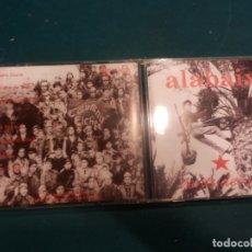 CDs de Música: ALABAIX - VENTS DEL SUD - CD 8 TEMAS EN CATALÀ - AUTOEDITADO 2000. Lote 221328193