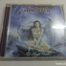 CDs de Música: CD METAL/AVALANCH/EL ANGEL CAIDO.. Lote 221344223