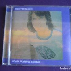 CDs de Música: JOAN MANUEL SERRAT CD BMG 2000 - MEDITERRANEO - SIN APENAS USO. Lote 221344745