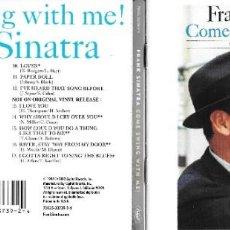 CDs de Música: FRANK SINATRA - COME SWING WITH ME. Lote 221345008