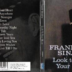 CDs de Música: FRANK SINATRA - LOOK TO YOUR HEART. Lote 221345327