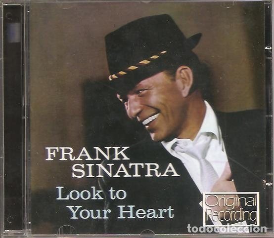 CDs de Música: FRANK SINATRA - LOOK TO YOUR HEART - Foto 2 - 221345327