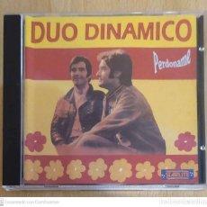 CDs de Música: DUO DINAMICO (PERDONAME) CD 1997. Lote 221356421
