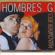 CDs de Música: HOMBRES G (PELIGROSAMENTE JUNTOS) 2 CD'S + DVD 2003. Lote 221361432