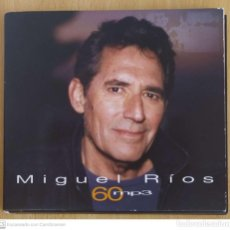 CDs de Música: MIGUEL RIOS (60MP3) CD 2004 DIGIPACK. Lote 221363330