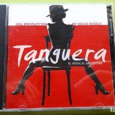 CDs de Música: TANGUERA - EL MUSICAL ARGENTINO - 2002 - EDICIÓN ARGENTINA - COMPRA MÍNIMA 3 EUROS. Lote 221378585