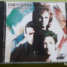 CDs de Música: MECANO - DESCANSO DOMINICAL - 1988 - EDICIÓN AMERICANA - COMPRA MÍNIMA 3 EUROS. Lote 221379053