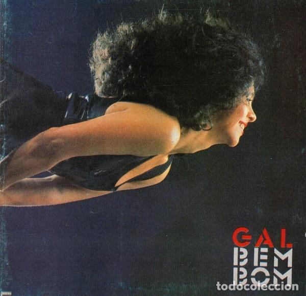 GAL COSTA BEM BOM CD ORIGINAL 1994 BRAZIL BRASIL (Música - CD's Latina)