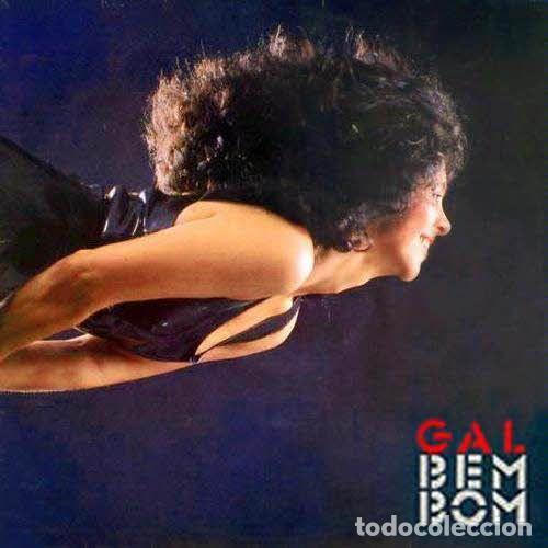 CDs de Música: GAL COSTA BEM BOM CD ORIGINAL 1994 BRAZIL BRASIL - Foto 2 - 221380902