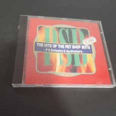 CD de Música: CD 4028 PET SHOP BOYS -CD SEGUNDA MANO. Lote 221385706