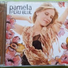 CDs de Música: PAMELA RODRÍGUEZ - PERÚ BLUE - 2006 - EDICIÓN PERUANA - COMPRA MÍNIMA 3 EUROS. Lote 221387168