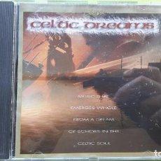 CDs de Música: CELTIC DREAMS - 1998 - EDICIÓN AMERICANA - COMPRA MÍNIMA 3 EUROS. Lote 221387706