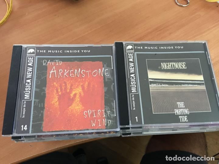 CDs de Música: LO MEJOR DE LA MUSICA NEW AGE COMPLETA 1 AL 26 (CDIB13) - Foto 2 - 221390125